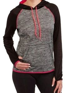 Danskin Now Women's Hooded Sweatshirt. Size: XL